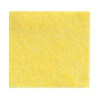 Vilt geel met fijne glitter zilver 30 x 40 cm per lap