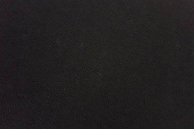 Zelfklevend vilt zwart 45 cm breed 1 mm dik prijs per meter