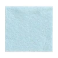 Glitter vilt, Licht Blauw, 30 x 40 cm, 1mm dikte