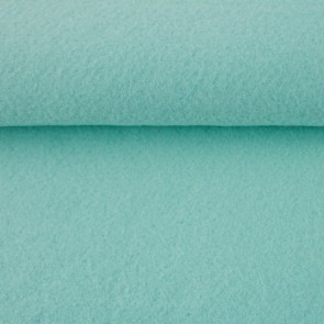 Vilt mint groen 1,5 mm dik 90 cm breed per meter