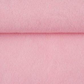 Vilt gemeleerd roze 1,5 mm dik 90 cm breed per meter