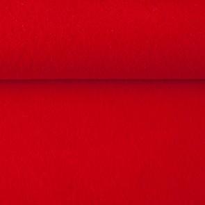 Vilt rood 1,5 mm dik 90 cm breed per meter