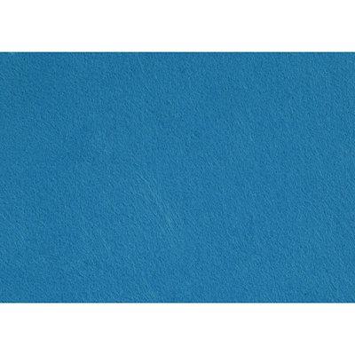 Budgetvilt, Turquoise 20 x 30 cm