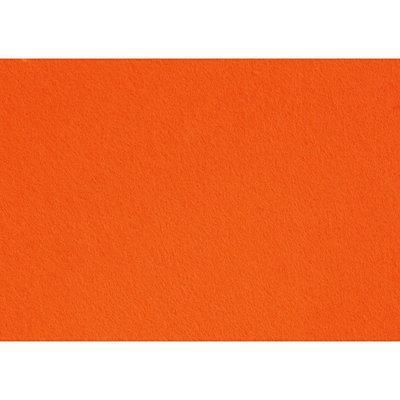 Budgetvilt, Oranje 20 x 30 cm