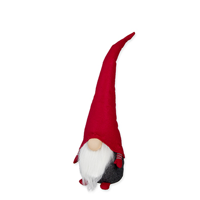 Kerst Kabouter Groot met buigzame muts