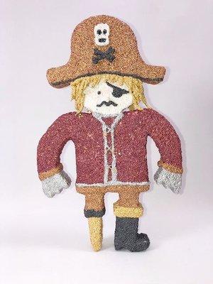 D.I.Y. pakket Piraat