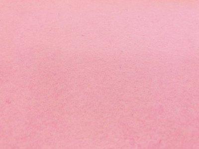 Plakvilt, Roze, 20 x 29 cm