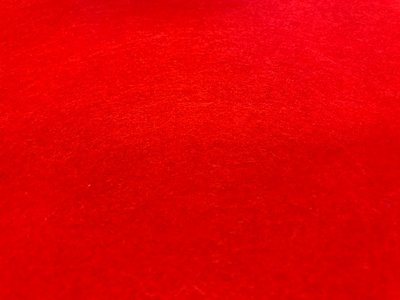 Plakvilt, Rood, 20 x 29 cm