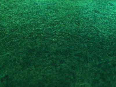 Plakvilt, Donker Groen, 20 x 29 cm