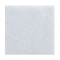 Glitter vilt, Wit, 30 x 40 cm, 1mm dikte