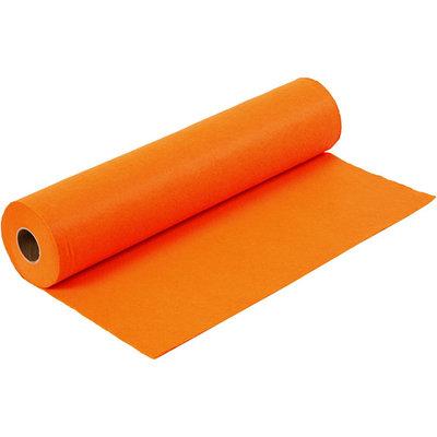 Oranje, 45 cm x 5 meter