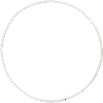 Metalen ringen 12 cm doorsnee per stuk
