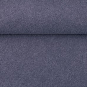Vilt gemeleerd jeans 1,5 mm dik 90 cm breed per meter