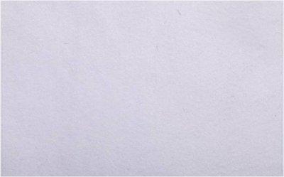 Vilt wit 180 cm breed per meter