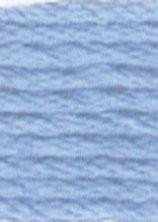 Venus borduurgaren v2451 licht blauw per streng