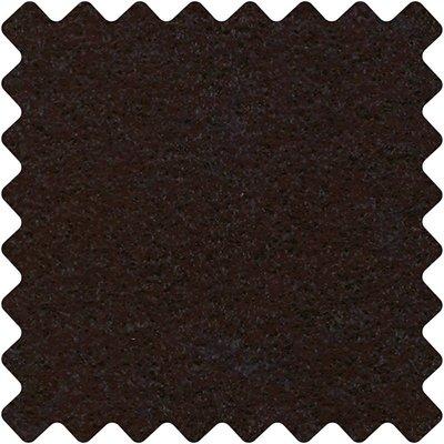 Vilt 3 mm Zwart 42 x 60 cm