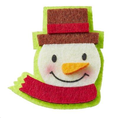 Vilten Sneeuwpop, per stuk