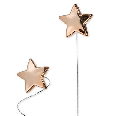 Wire stick stars Koper
