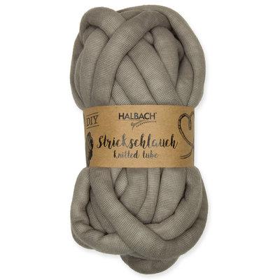 Knitted Tubes, Grijs, 100gram