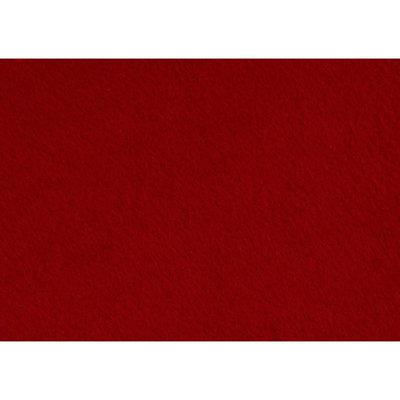 Budgetvilt, Antiek Rood 20 x 30 cm