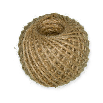 Jute touw, Naturel