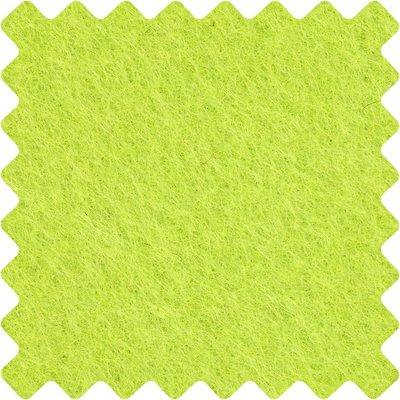 Vilt 3mm Lime Groen 42 x 60 cm
