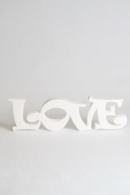 Tekst, LOVE