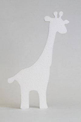 Giraf, verschillende afmetingen