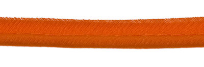Piping paspelband oranje 4 mm DIK per meter
