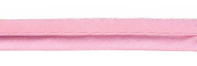Piping paspelband dik licht roze 4 mm DIK per meter
