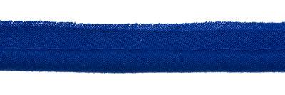 Piping paspelband dik kobalt blauw 4 mm DIK per meter
