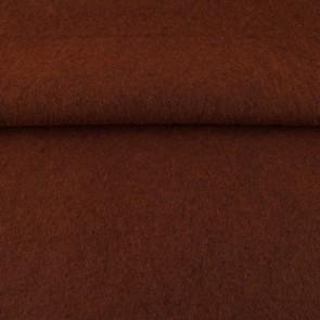 Vilt bruin 1,5 mm dik 90 cm breed per meter