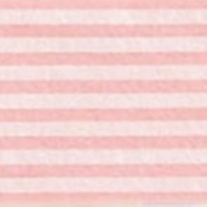 Vilt licht roze met strepen 1,5 mm dik 90 cm breed per meter