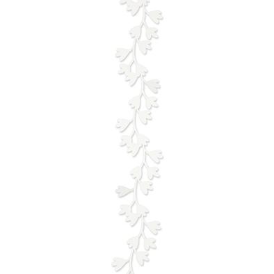 Papieren slinger 1,5 meter lang 3,5 cm breed per stuk