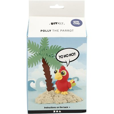 Funny Friends Polly Parret pakket