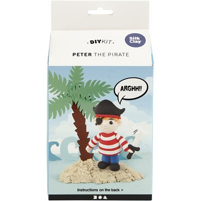 Funny Friends Peter the Pirate pakket