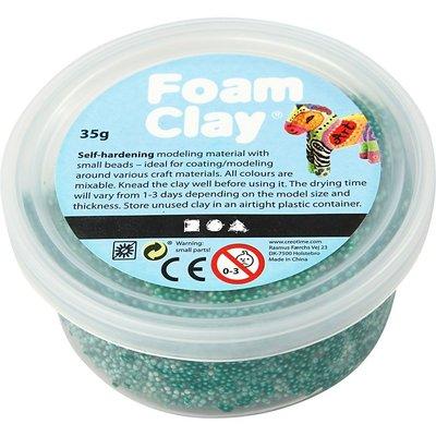 Foam clay donkergroen 35 gram