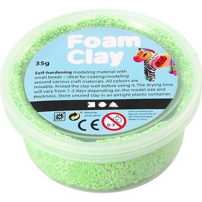 Foam clay groen 35 gram
