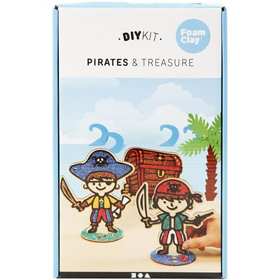 Thema set piraat