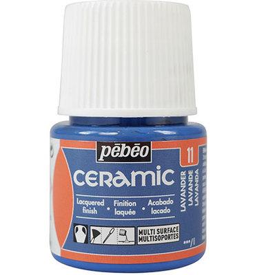 Pebeo Ceramic Lavender