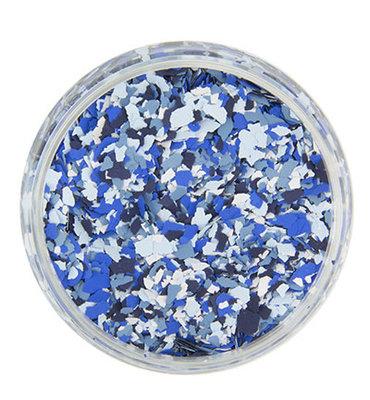 Styro-Scrub Mix blauw 20 gram