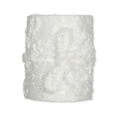 Sneeuwlint,  5 cm breed x 50 cm lang per stuk