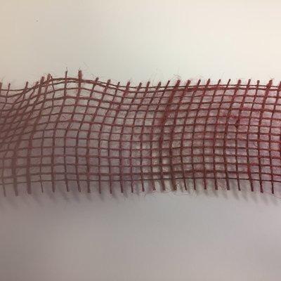Jute seringe 5 cm breed 1 meter lang per zak