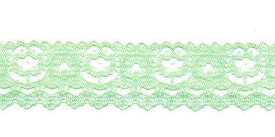 Kant mint groen 17 mm breed per meter