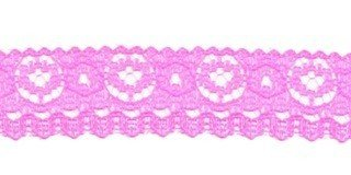 Kant roze 17 mm breed