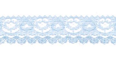 Kant grijs blauw 17 mm breed