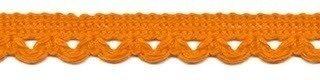 Lusjesband oranje