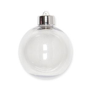 DIY Kerstballen, 8 cm, 6 st. per verpakking