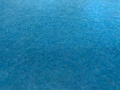 Plakvilt, Aqua, 20 x 29 cm