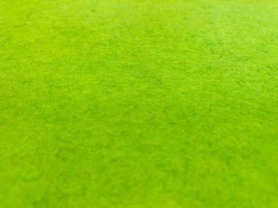 Plakvilt, Fel Groen, 20 x 29 cm